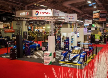TOTAL, RETROMOBILE 2018 – PASSION FOR PERFORMANCE