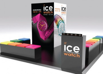Ice Watch x Art Basel