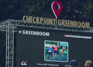 Checkpoint Greenroom