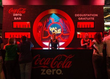 COCA-COLA ZERO X PARIS GAMES WEEK