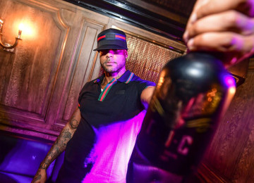 Launch of D.U.C. Whisky – Booba